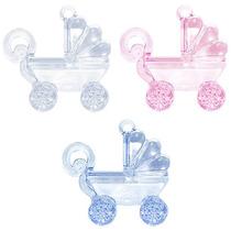 50 Chaveiros Lembrancinhas Maternidade Chá De Bebê Carrinho