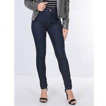 Calça Jeans Skinny Hot Pants Feminina Max Denim