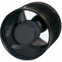 Lente Rokinon 500mm F/6.3 De Montagem T +nfe Pronta Entrega