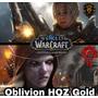 Gold Wow 50k De Ouro Azralon Horda/ Leia A Descrição