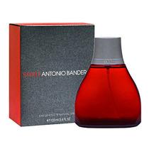 Perfume Spirit For Men Antonio Bandeiras Masculino Edt 100ml