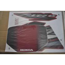 Jogo De Faixa Honda Xlr125 Es 2002 Vermelha