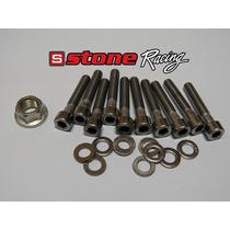 Kit Parafusos Motor Honda Cg Titan 125 95-99 Allen Inox