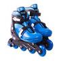 Roller In-line Patins 4 Rodas Radical P (28-31) Ao G (37-40) Original