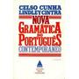 Livro Nova Gramática Do Portugues Contemporânio Editora Nova