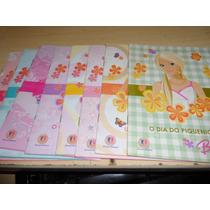 Barbie - Ciranda Cultural - 8 Volumes