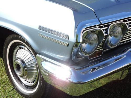 GM IMPALA 63 V8 FORD BEL AIR DODGE MUSTANG CADILLAC BUICK SS
