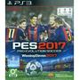 Pes Pro Evolution Soccer 2017 Ps3 Em Português - Cód. Psn