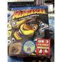 Blu-ray Madagascar A Coleção Completa 3 Filmes