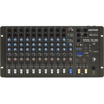 Mesa De Som Stereo 12 Canais Mxs 12 Sd Wattsom Com Usb