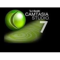 Camtasia 7 Studio Lincenciado + Curso Video Aulas + Bonus