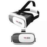 Óculos Realidade Virtual Cardboard 3d Rift Vr Box