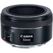 Canon Ef 50mm F/1.8 Stm Original Canon Brasil.