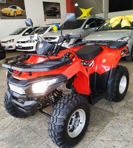 QUADRICICLO FUN MOTORS FARMER 200CC 29 KM