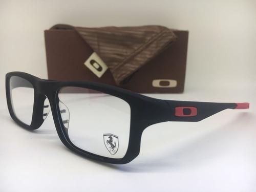 a043edb14 Óculos Armação De Grau Oakley Voltage Original Frete Gratis. R$ 149