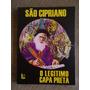 produto São Cipriano - O Legítimo Capa Prêta - Livro - 96 Páginas