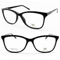 Armação Feminina Acetato Para Óculos De Grau - 7281 C775