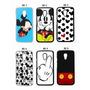 Capa Capinha Case Mickey Minnie Disney - Moto G4 G4 Plus