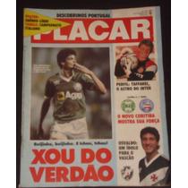 Revista Placar Nº 905 - Out/1987 - Pôster Grêmio / Taffaerel
