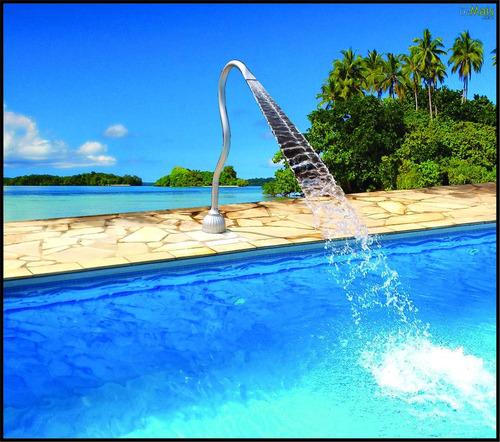 Comprar linda cascata para piscina em pvc tubular frete - Piscina tubular carrefour ...