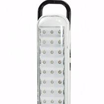 Lâmpada De Emergência Recarregável 42 Led Luminária Bivolt