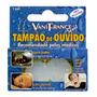 Protetor Auricular 100% Silicone Tampão De Ouvido10 Caixas