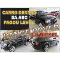 Land Range Rover Sport 3.0 Se 4x4 Com Teto Ano 2012 Financio