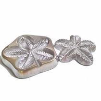 Kit Frisadores De Aluminio Para Eva Faz Flores
