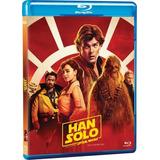 Blu-ray Han Solo Uma História Star Wars - Original & Lacrad
