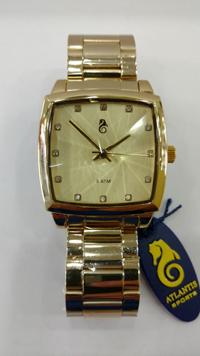 ec9694e6db4 Relógio Atlantis Feminino Luxo Original - Lançamentos Fret G - R ...