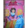 Livro De Pano Travesseiro Almofada Princesas