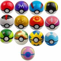 Pokebola Pokemon Pokeball - Tamanho Real 7 Cm - 20,90 Cada