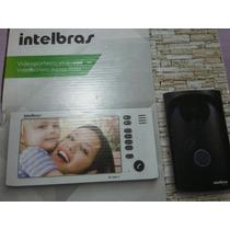 Porteiro Eletrônico Intelbras Com Video V7000 Até 4 Câmeras