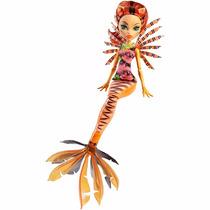 Monster High A Assustadora Barreira De Coral - Toralei