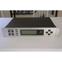 Equalizador Digital Behringer Ultracurve Dsp 8000