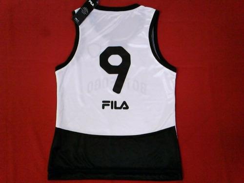 Camisa Botafogo Feminina Oficial Fila Volei   Basquete Nova. Preço  R  79 99  Veja MercadoLibre 58b002d9a16c0