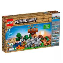 Lego 21135 Minecraft Caixa De Criação Box 2.0