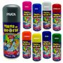 3 Tinta Spray Cabelo 70g - Escolha A Cor - Festas Carnaval