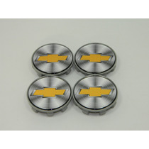 Calota Centro De Roda Gm Corsa Celta Onix Cruze Cobalt 49mm