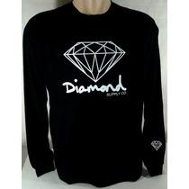 Camiseta Camisa Diamond Adidas Dgk Grizzly Lrg