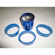 F1-z Turbo Supercharger Dual Propeller