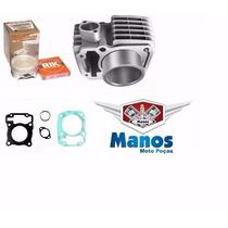 Kit Aumento Cilindrada 170cc P/ Titan/nxr 150 Pistao Kmp