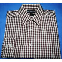 Camisa Social Da Marca Inglesa Marks And Spencer Tam. 38 / P