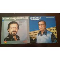 Lp Lindomar Castilho - Lote Com 3 Discos.
