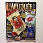 Revista Arte Apliquê Patch Colagem Natal Botas Toalhas N°09