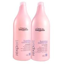 Loréal Kit Profissional Lumino Contrast ( 2 Produtos )