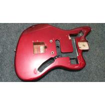Corpo Fender Jaguar Alder C.a.r. - Usado