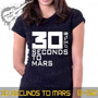 Baby Look 30 Seconds To Mars Acdc Of A Down O Rappa Avenged