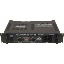 Amplificador De Potência Ciclotron Vpower 4500/4 1.125 Watts