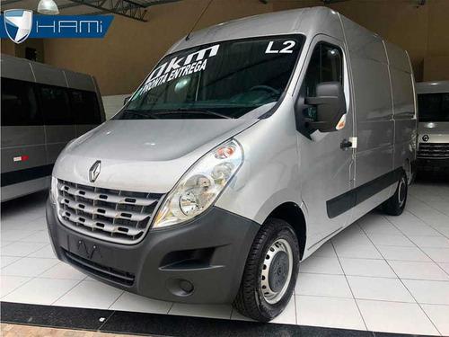 Renault Master Furgao L2h2 2020 Diesel